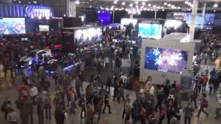 Пушистик Байла на Comic-Con Russia 2014 (ИгроМир 2014)