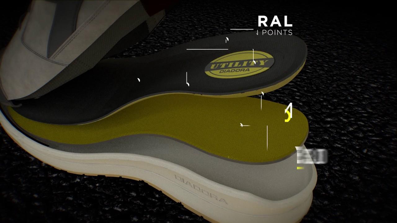 "d3ab480d Diadora Utility Presents ""Jump"" Shoe Line - HSI Magazine"