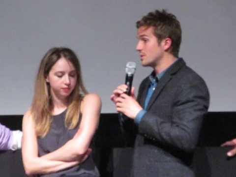 Zoe Kazan Michael StahlDavid  In Your Eyes  Tribeca Film Festival