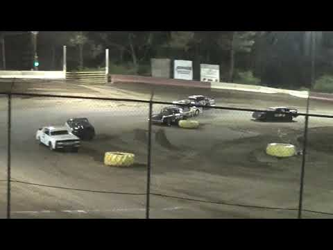 S.S. Feature at Highland Speedway 4-13-19