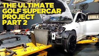 Ultimate GOLF SUPERCAR  [PART 2]