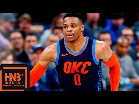 Oklahoma City Thunder vs Sacramento Kings Full Game Highlights | 12.19.2018, NBA Season