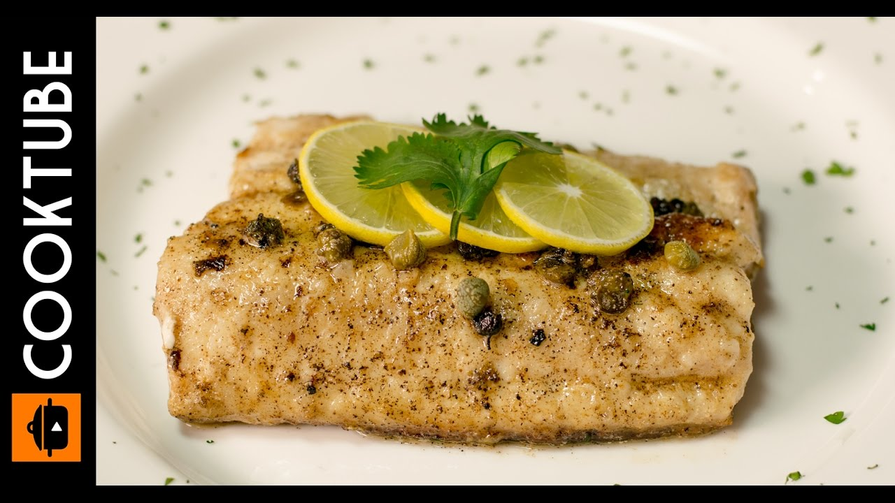Quick fish recipe sole meuniere recipe youtube for Sole fish recipes