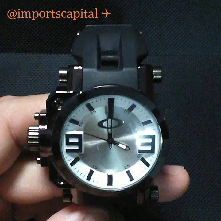 fc9f863ebe8 Relógio Oakley Gearbox - 1 Linha - YouTube