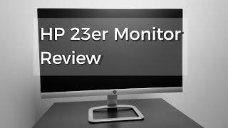 Review of HP 23er 23 in IPS LED Backlit Monitor