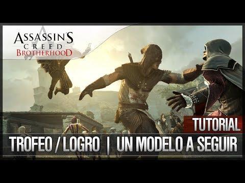 Assassin's Creed Brotherhood | Walkthrough Guía | Multijugador | Trofeo / Logro | Un modelo a seguir