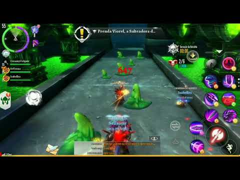 Order and Chaos 2 BK Nebbe tanker nml