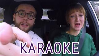 Auto KARAOKE mit Ed Sheeran, Dat Adam und Flo   Mirellativegal