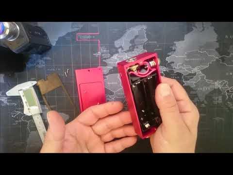 DIY: Gearspek / American Muscle Box Mod Overhaul