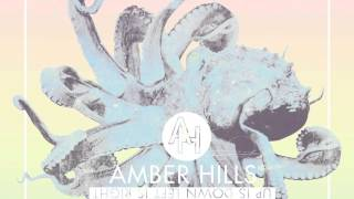 AMBER HILLS- Manic (radio edit)