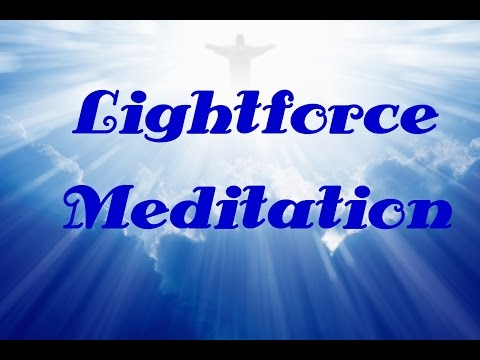 Lightforce Meditation, Well-being, Spiritual Wisdom, Isochronic Tones