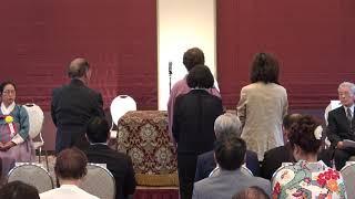 総会총회C1770/第28回 国際書画芸術展(東京展)