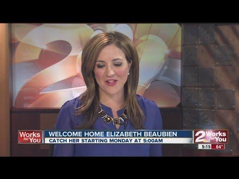 Meet Elizabeth - New Morning Anchor