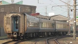 【JR四国】2000系 2010+2205+2211+2214 廃車回送 3月15日!