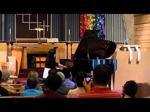 2012 Joyful Melodies Music School Fall Recital: Ms. Carol Wang