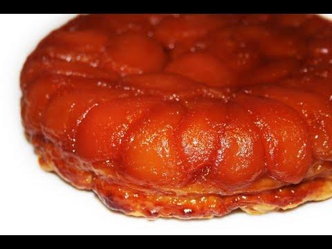 """recette-de-la-tarte-tatin-(façon-christophe-michalak)-""""recette-rapide"""""""