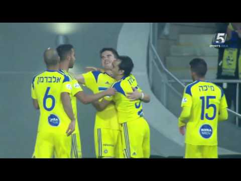 Kjartansson´s goal & the penalty kick against Maccabi Petah Tikva (01.03.17)