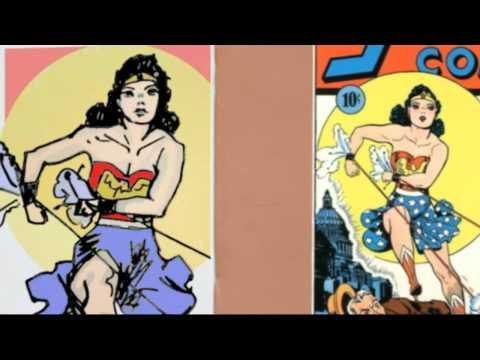 Wonder Woman 70 Years - Sensation Comics #1 Anniversary