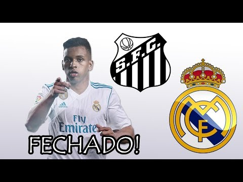 RODRYGO É DO REAL MADRID! thumbnail