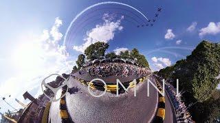 GoPro VR: Omni Highlights