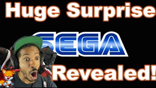 Sega's Big Surprise Revealed!