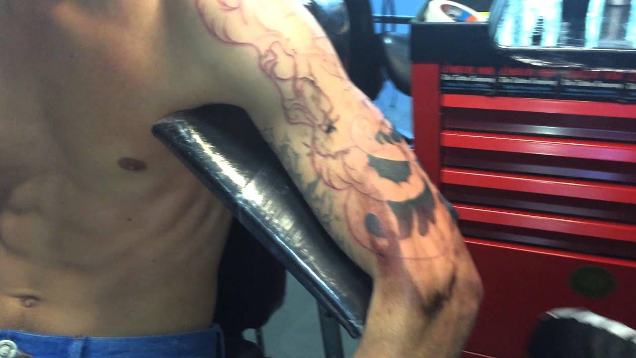 Dutch Ink Tattoo Shop Nederland Zuid Holland Rotterdam Vlaardingen
