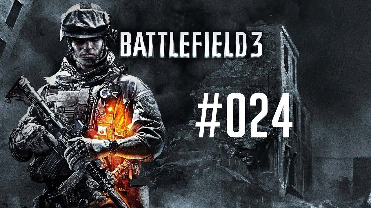 Let\'s Play Battlefield 3 Multiplayer #024 [Deutsch] [HD+] - Weihnachten & DLC\'s