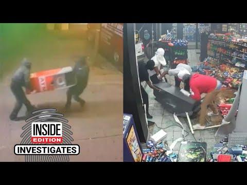 How ATM Crooks Pull Off Heist