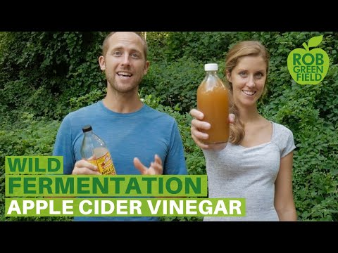 Wild Fermentation E4 | How to Make Apple Cider Vinegar