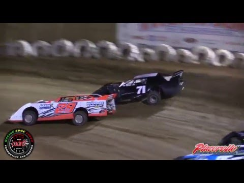 May 14, 2016 - Placerville Speedway - Point Race #5 - Limited Late Model Highlights