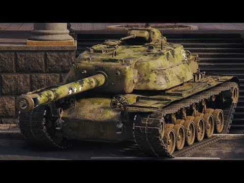 World of Tanks T110E4 - 9 Kills 12,2K Damage (1 VS 5) thumbnail