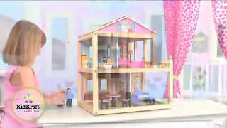 Kidkraft Country Lane Cottage Doll House 65186
