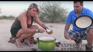 Cooking Chicken Potjie with Braai World