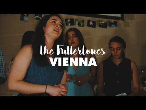 VIENNA - BILLY JOEL (a Cappella cover by the Fullertones) Spring Concert 2017