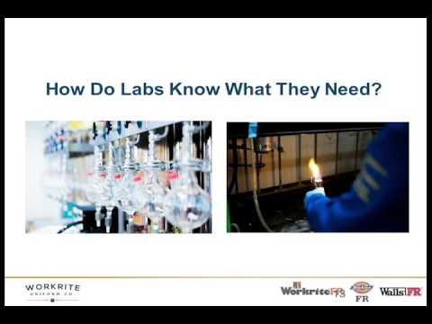Workrite FR/CP Lab Coat Safety Innovation Webinar