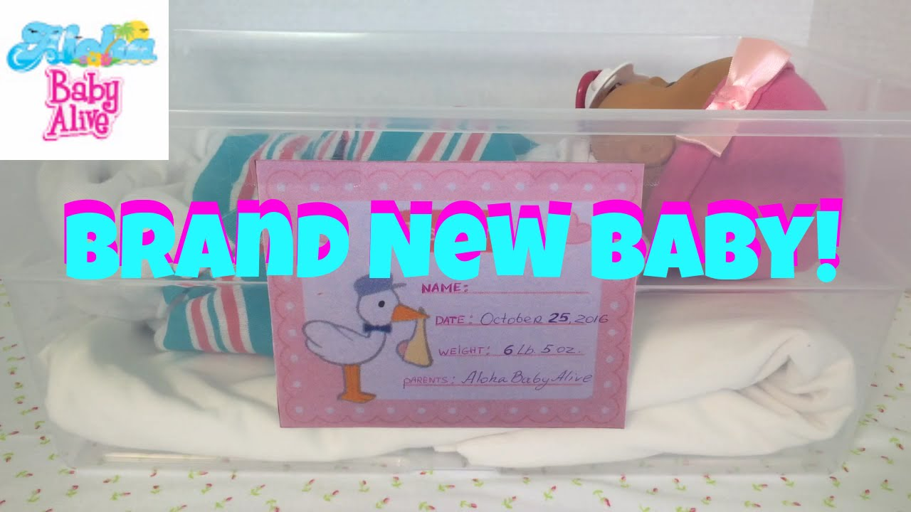 Baby bed name in english - Waterbabies Special Delivery Brand New Baby Pretend Hospital Release Feeding Changing Details