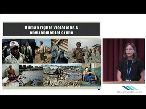 Human Rights at Sea Videos - IMHR 2016 - Ship breaking and abuses