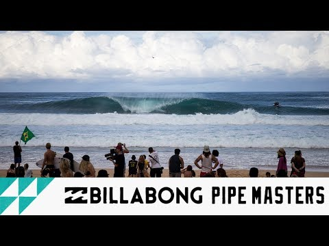 Opening Day Highlights - Billabong Pipe Masters 2017