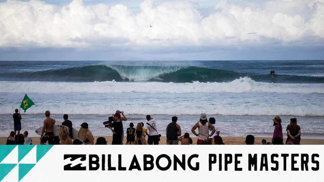 641170c939 Opening Day Highlights - Billabong Pipe Masters 2017 - YouTube
