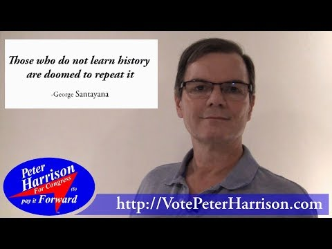 Republicans Fail History Test on Taxes ● Peter Harrison for Congress