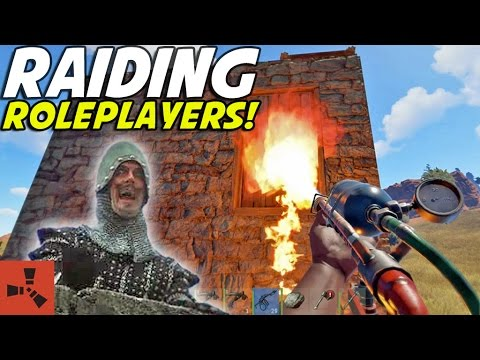 RAIDING THE MOST DEDICATED ROLEPLAYERS EVER!
