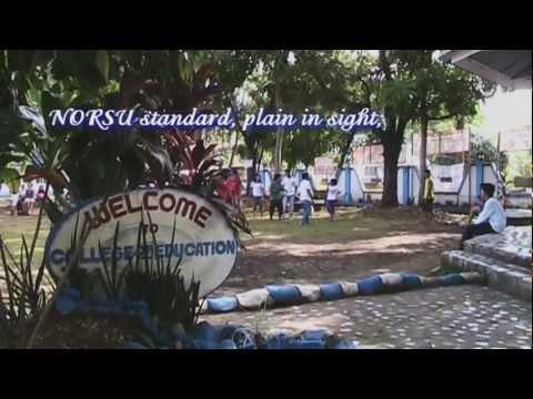 NORSU Hymn [NORSU-Guihulngan Campus] Official Video