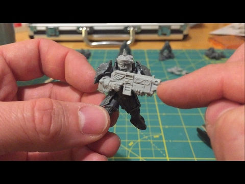 How-to Custodes Sagitarrum Posing +chat: Ghost In The Shell Anime, Forge World News