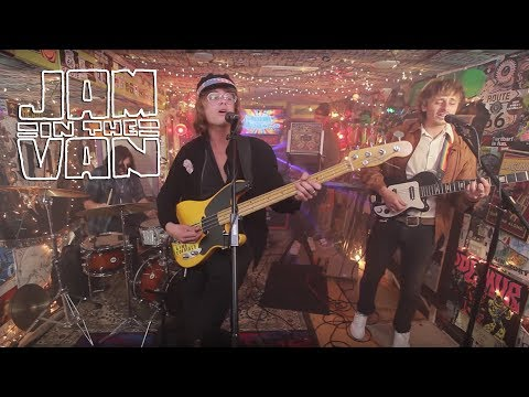 """LIME CORDIALE - """"Temper Temper"""" (Live at JITV HQ in Los Angeles, CA 2018) #JAMINTHEVAN"""
