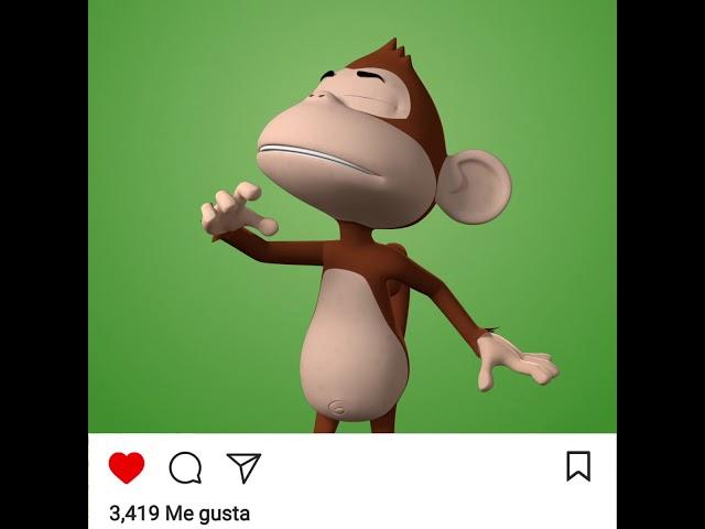 Monoloco: 2. Nacho en Instagram