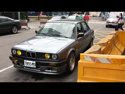 This is what car spotting is like in Taipei