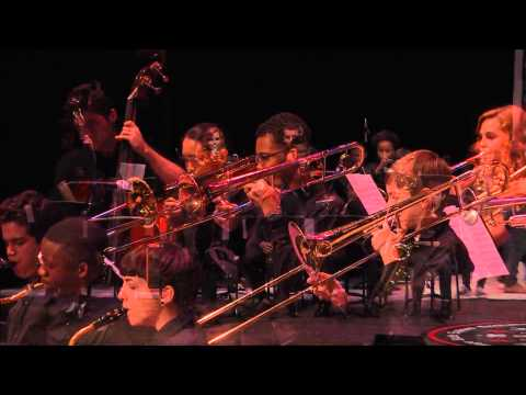 A Painting Performance | Stivers School  for the Arts Jazz Orchestra & Painters | TEDxDayton