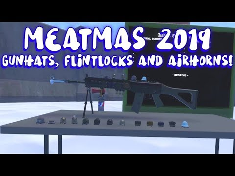 H3VR: Meatmas 2019 - FLINTLOCK!, Gronchy Jobs + MORE! [Updates 80-83 Showcase] (no commentary)