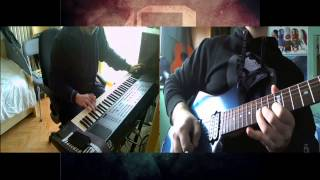 OTHER VIEW - Lost in heaven and hell ( Guitar & Keyboard solo )