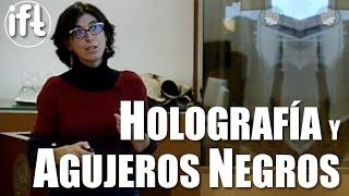 Viviendo en la frontera:una introducción al principio holográfico - Esperanza López